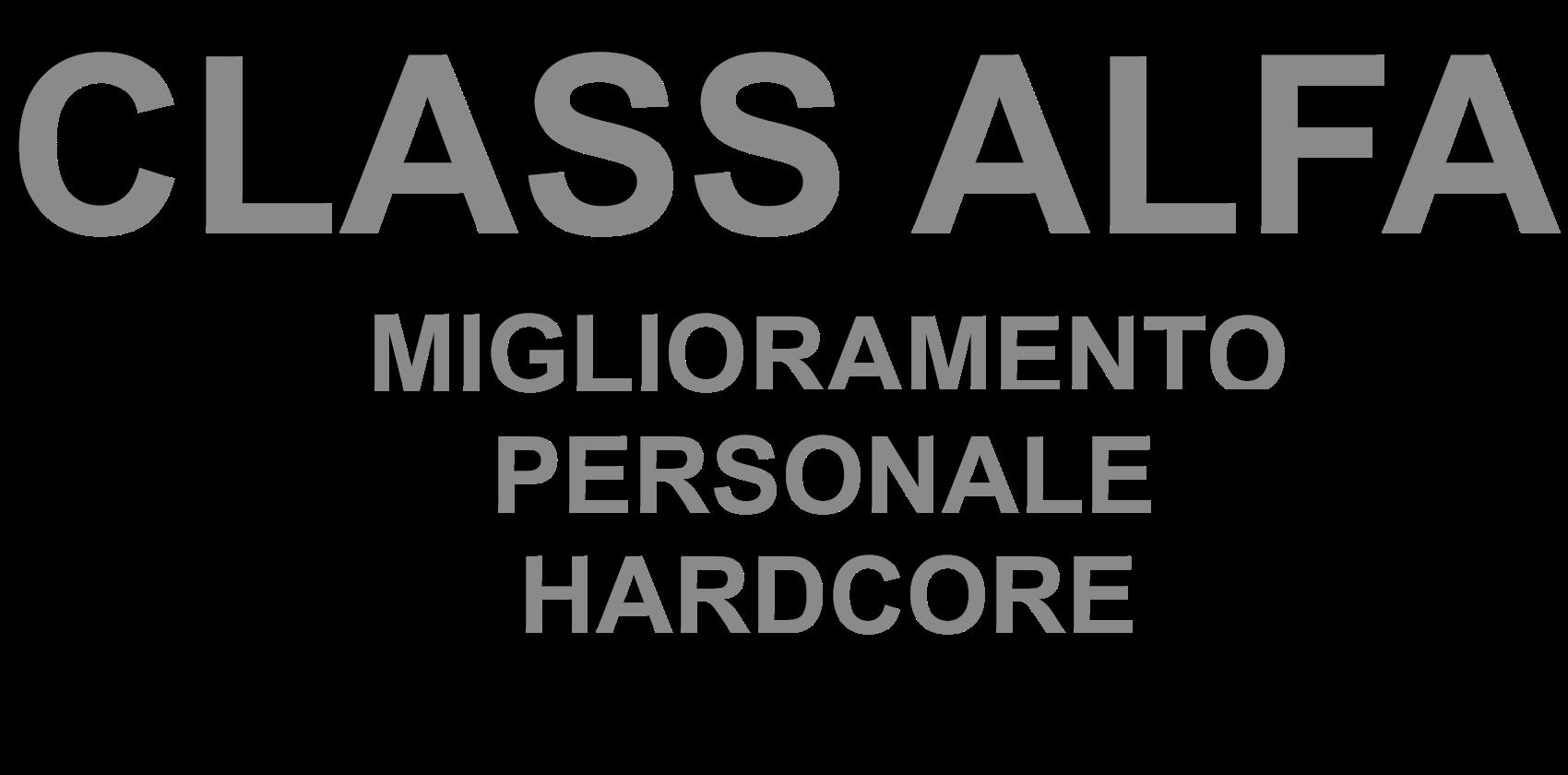 Class Alfa